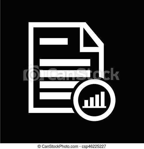 Document icon - csp46225227