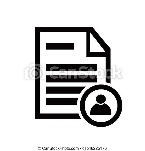 Document icon - csp46225176