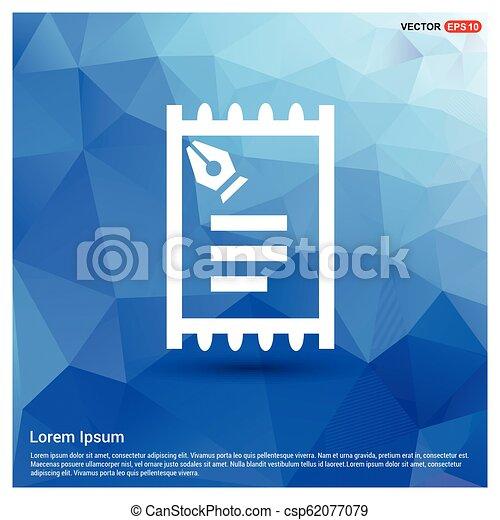 Document Icon - csp62077079