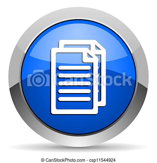 document icon - csp11544924