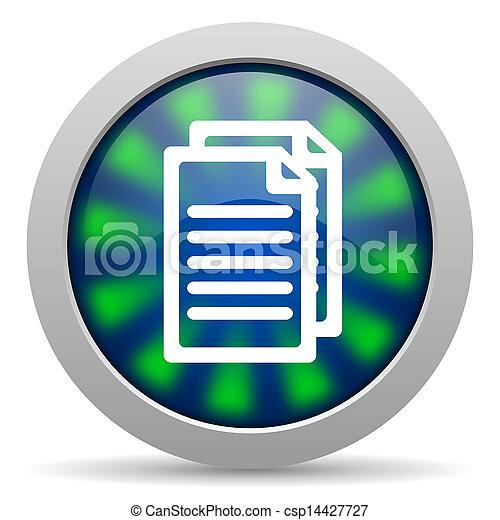 document icon - csp14427727