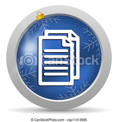 document icon - csp11413695