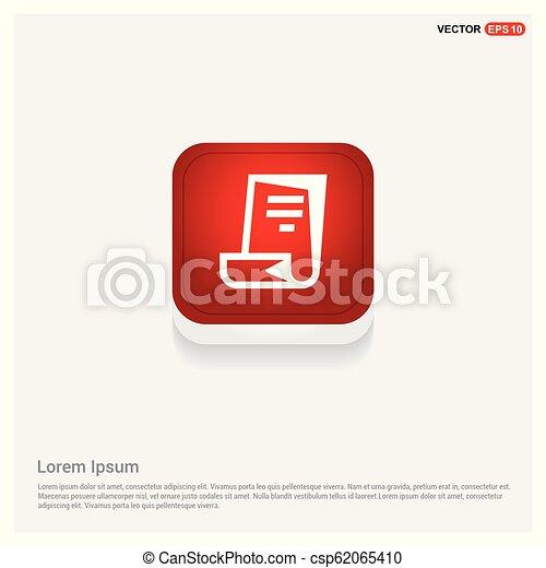 Document Icon - csp62065410