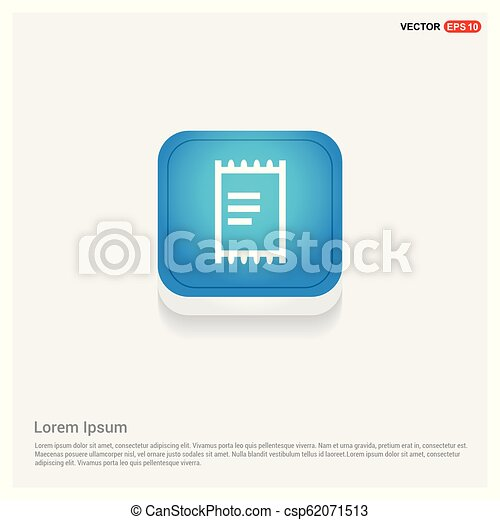 Document Icon - csp62071513