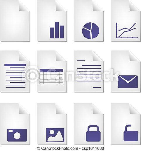 Document types - csp1811630