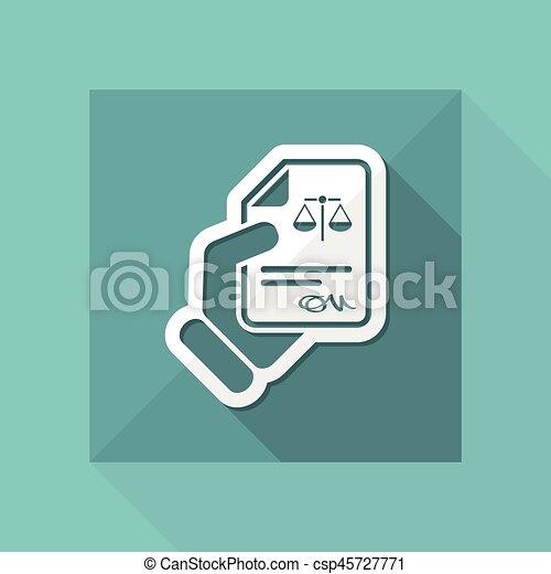 Documento legal - csp45727771
