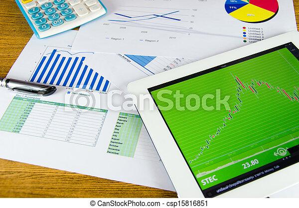 Documentos de negocios - csp15816851