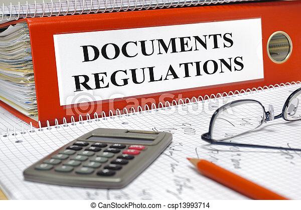 Documentos y reglamentos - csp13993714