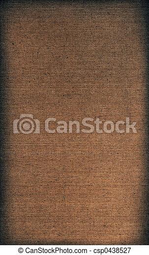 doek, back, kunstenaars - csp0438527
