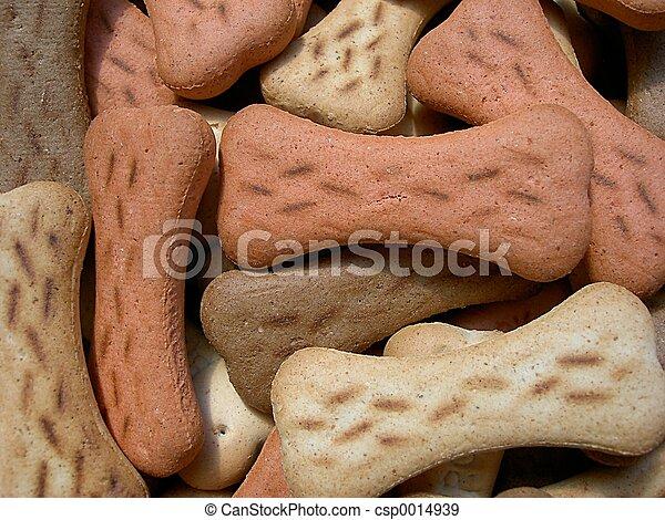 Dog Biscuits - csp0014939