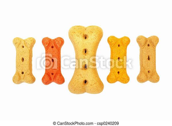 dog biscuits - csp0240209