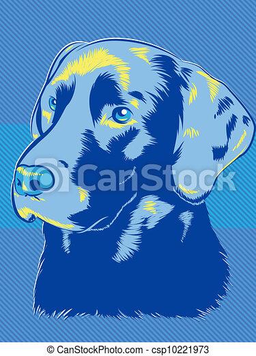 Dog Blues - csp10221973