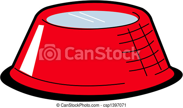 dog bowl clip art graphic rh canstockphoto com dog water bowl clip art dog dish clip art
