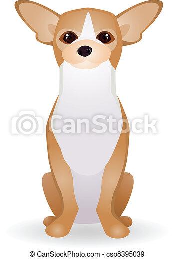 Dog cartoon collection - csp8395039