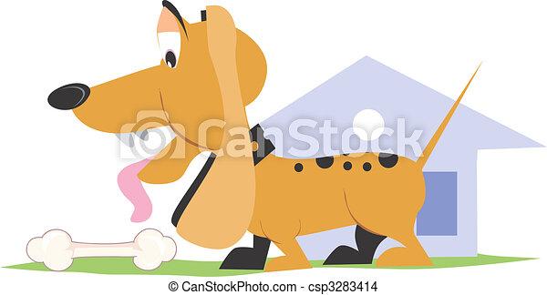 dog - csp3283414