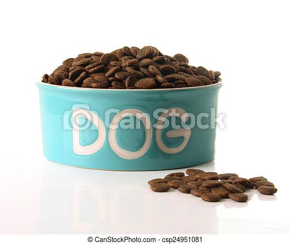 Dog food - csp24951081