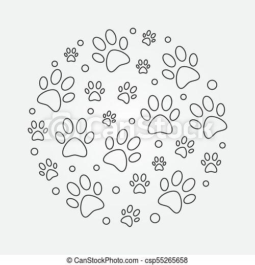 Circle Shape Outline