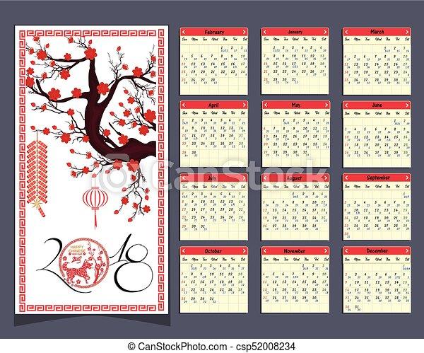 Kinesisk kalender