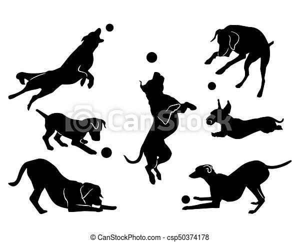 Black Dog Artwork