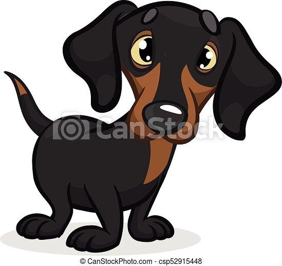 Dog Purebred かわいい 隔離された イラスト 漫画 ベクトル 背景