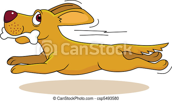 dog running vector clipart search illustration drawings and eps rh canstockphoto com sg dog running away clipart dog running away clipart