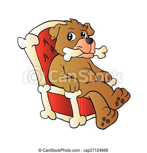 dog sitting on the throne vector illustration clip art vector rh canstockphoto com thorn clipart iron throne clipart