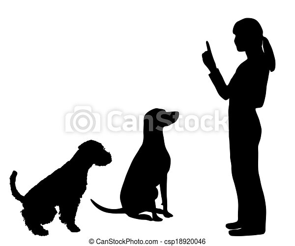 Dog Training - csp18920046