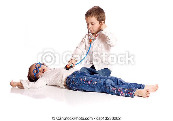 Doktorspiele Mit Schwester