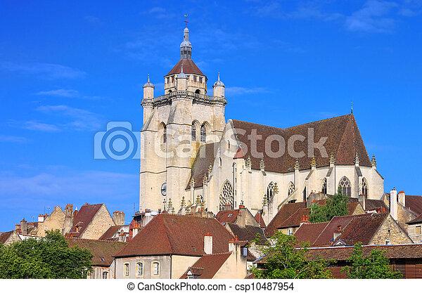 Dole church 01 - csp10487954