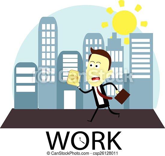 dolgozó - csp26128011