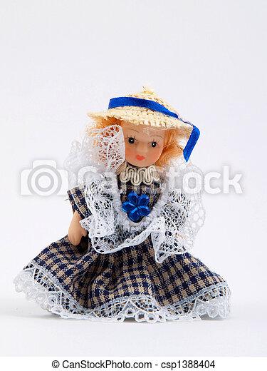Doll - csp1388404