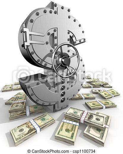 Dollar - csp1100734