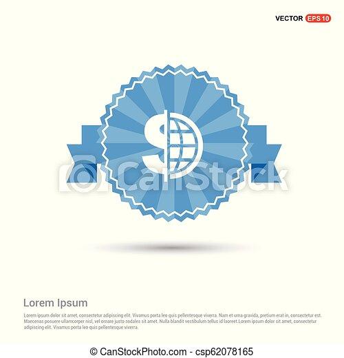 Dollar Icon - csp62078165
