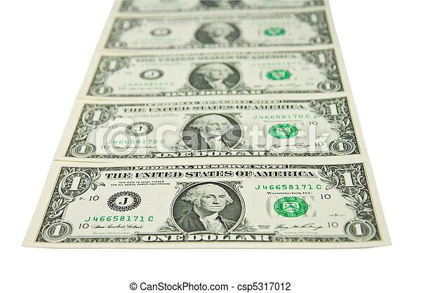 Dollar ladder - csp5317012