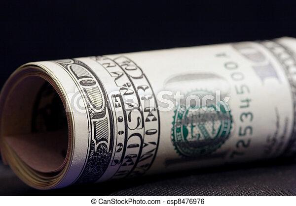 Dollar - csp8476976