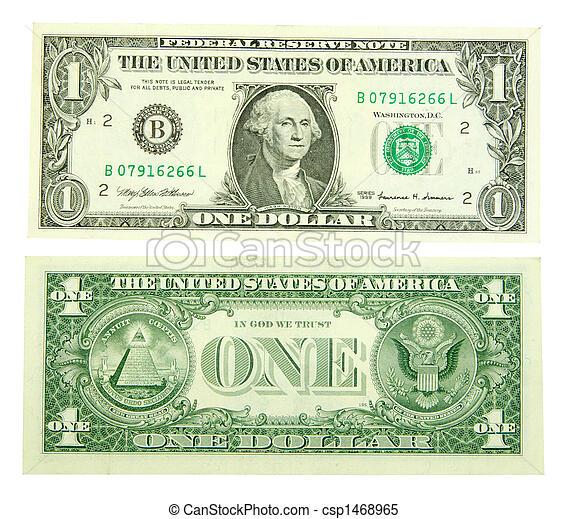 dollar, une - csp1468965