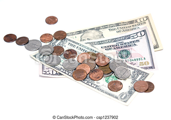 Dollars And Cents Csp1237902