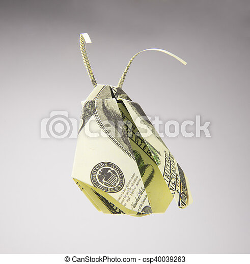 Origami Dollar bill Butterfly tutorial (Michael LaFosse) 折り紙 蝶 ... | 470x442