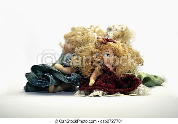 Dolls - csp2727701
