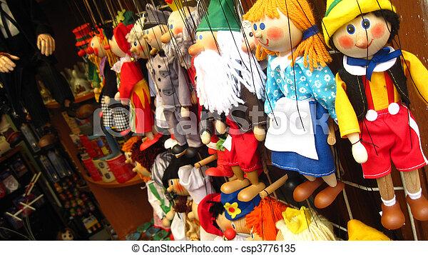 dolls - csp3776135