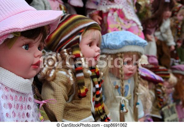 Dolls - csp8691062