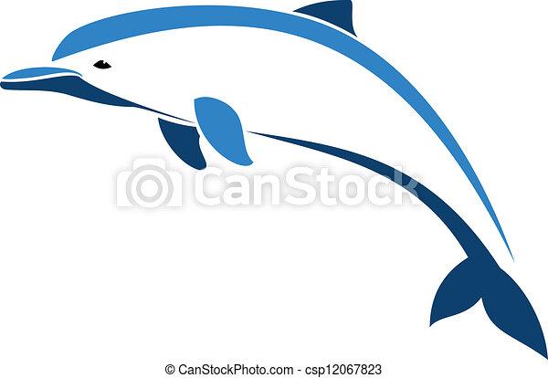 Dolphin - csp12067823