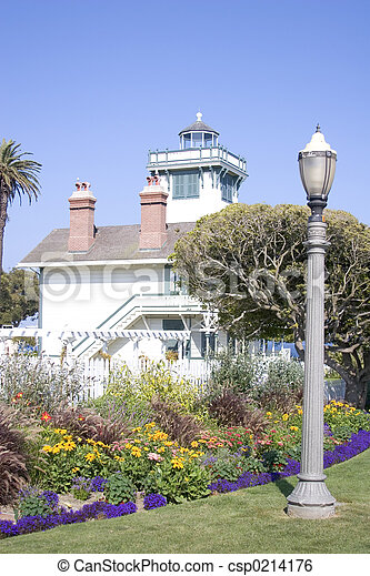 dom, plaża, prospekt - csp0214176