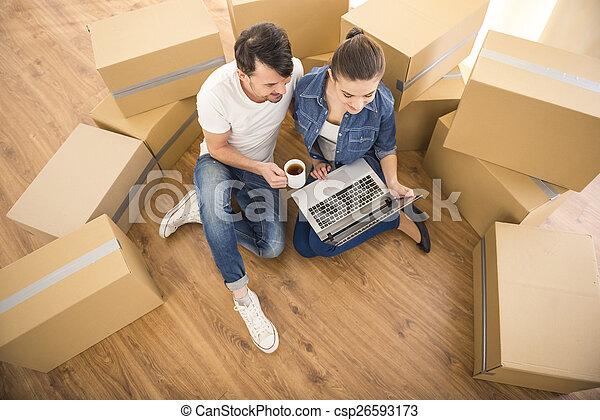 dom, ruchomy - csp26593173