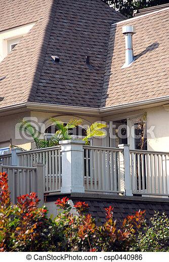 dom, szczegół - csp0440986