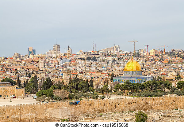 Dome of the Rock - csp19515068