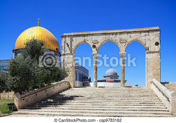 Dome of the Rock - csp9783162