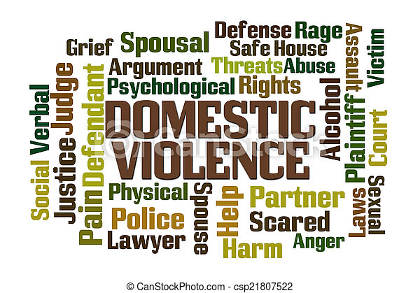 Domestic Violence - csp21807522