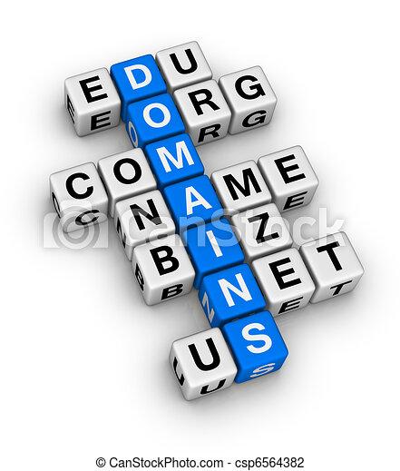 Nombres de dominio - csp6564382