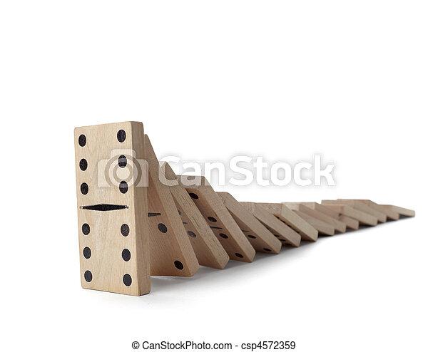 domino, boldspil - csp4572359
